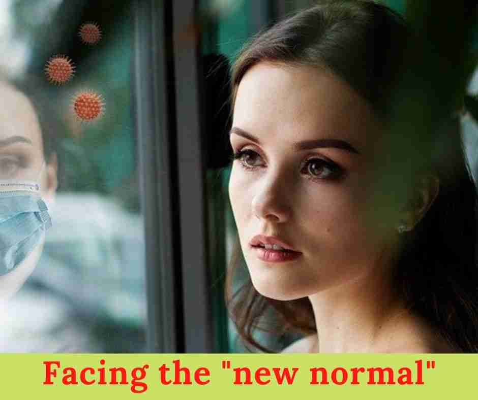 Facing the new normal 7