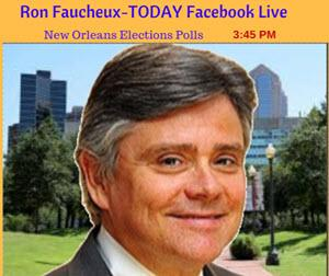 faucheux fb live nola polls