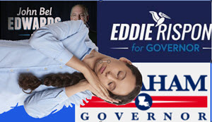 governor race sleep