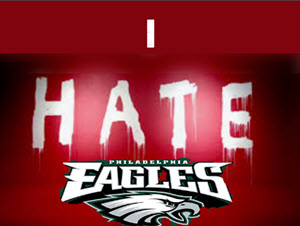 hate eagles