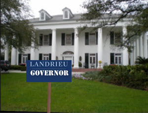 landrieu sign mansion