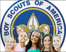 scouts girls