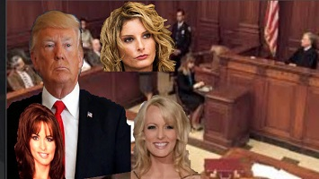 trump court women