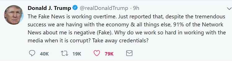 trump media credentials tweet 5