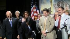 Louisiana Bill Signing