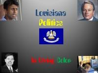 Louisiana Politics